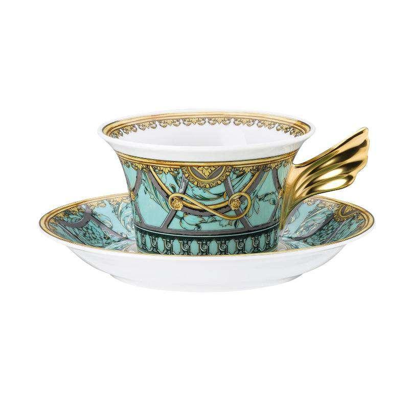 La Scala del Palazzo Verde 2018 Чашка для чая, 2 предм. fb795048f89